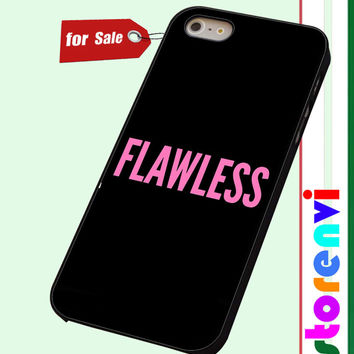Beyonce Flawless custom case for smartphone case