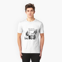 'Glass Animals - BAND' T-Shirt by CrackBabies