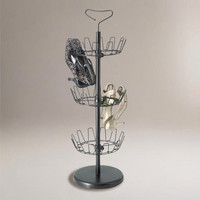 Bronze Revolving Shoe Tree | World Market