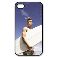TP-DIY The singer Cody Simpson 3D Hard Printed Case Protector Cover for iPhone 4,4s TP-DIY-07491