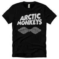 Nolimito Men's Arctic Monkeys Special Design T-shirt, Tshirt