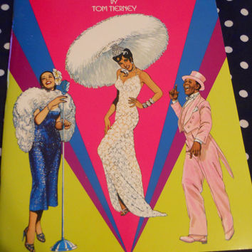 Great Black Entertainers Paper Dolls by Tom Tierney by ZoeAmaris