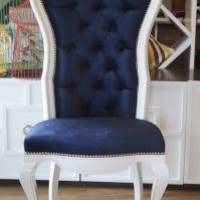 www.roomservicestore.com - Nautical Rivierra Wing Chair