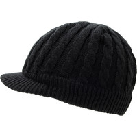 Roxy Never Ending Story Black Visor Beanie at Zumiez : PDP