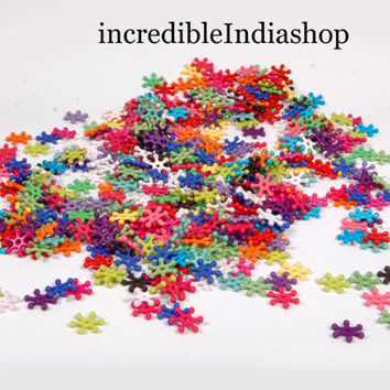 multipurpose beads  multicolor beads for dress, decoration,  art & craft , table decoration , used in many handmade items for  decoration