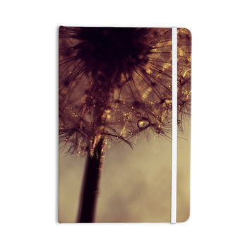 """Ingrid Beddoes """"Droplets of Gold"""" Everything Notebook"""