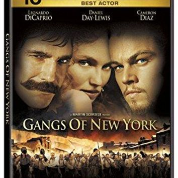 Leonardo DiCaprio & Cameron Diaz & Martin Scorsese-Gangs Of New York
