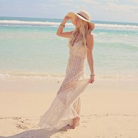 Meadows of Lace Slip style pic by gypsylovinlight on Free People