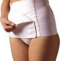 Underworks Post Delivery Girdle Belt - Maternity Belt - Post Natal 26-36 Waist