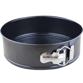10 Inch Non-stick Cheesecake Pan Stainless Steel