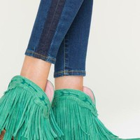 Junk Gypsy by Lane Spitfire Boot~Turquoise