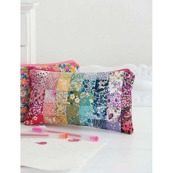 Orla Pencil Case Sewing Pattern Download