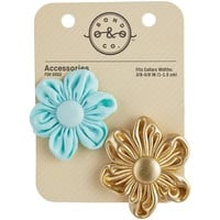 Bond & Co. Aqua & Gold Flowers | Petco Store
