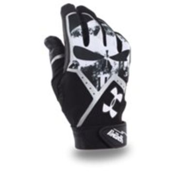 Under Armour Men's UA Punisher Clean-Up Batting Gloves