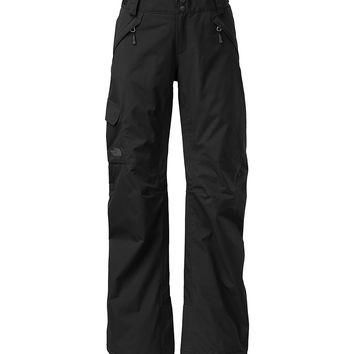 The North Face Women's Freedom Insulated TNF Black Ski Pant