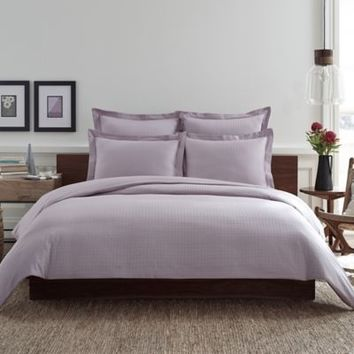 Real Simple® Clip N Zip Pillow Sham in Orchid