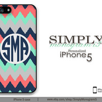 iphone 5 case  iphone 5s case  iphone 5c case  by SimplyMonogrami5