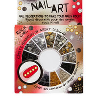 Nail Art Stud Wheel - Nails  - Make Up