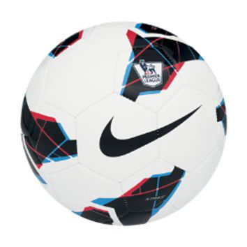 Nike Premier League Strike Soccer Ball Size 4 (White)