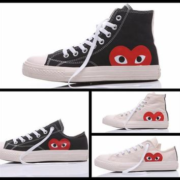 2017 Original Converse Chuck Taylor Shoes For Men Women Running Sneakers Low High Top Skate Big Eye Fashion Casual Free Shipping