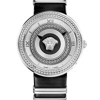 Versace - V-Metal Icon Black