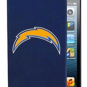 DCCKIHN Los Angeles Chargers iPhone 5 Silicone Non-Slip Phone Apple Case Football