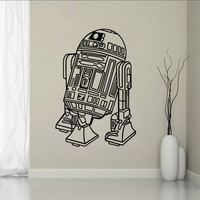 Stylish Star Wars Wall Sticker (42*61.4cm)