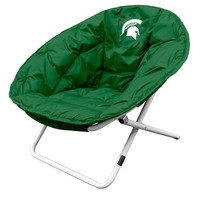 Michigan State Spartans NCAA Adult Sphere Chair