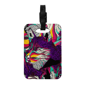"Danny Ivan ""Color Husky"" Decorative Luggage Tag"
