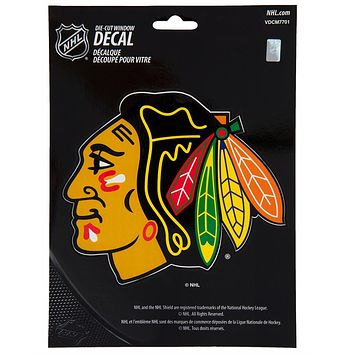 Chicago Blackhawks - Logo Medium Die-Cut Decal
