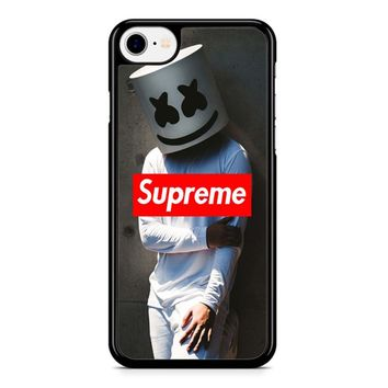 Marshmello Supreme iPhone 8 Case