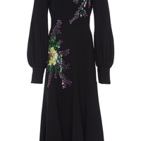 Embellished Knee Length Dress | Moda Operandi