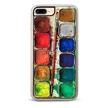 Watercolor Set iPhone 7 / 8 Plus Case
