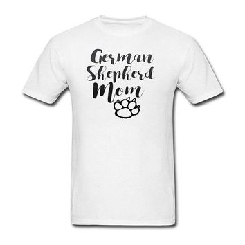 German Shepherd Mom T-Shirt - Men's Tops