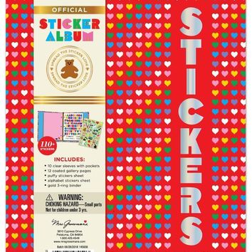 Mrs. Grossman's Official Sticker Album