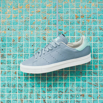Adidas Stan Smith Vulc - Dust Blue/Tiff
