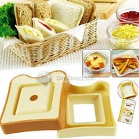Arnest Popularity Speedy DIY Pocket Bread Machine Sandwich Molds -  DinoDirect.com