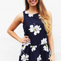 Think Of You Floral Dress