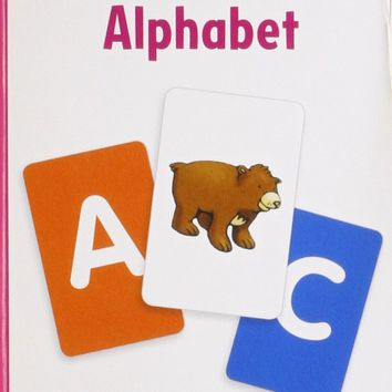 Alphabet Flash Kids Flash Cards CRDS