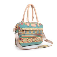 Brand new professional laptop PC protection bag ladies bag Canvas Bohemian style for 15 inch laptop module AL3001