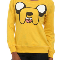 Adventure Time Reversible Pullover Raglan Top 3XL
