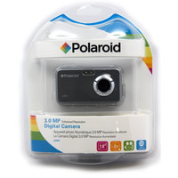 Polaroid 3MP CMOS Digital Camera with 1.8-Inch LCD Display-Titanium