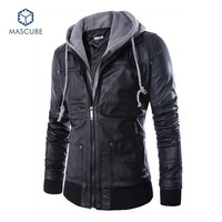 Men's Leather Jackets PU