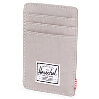 Raven Wallet in Agate Grey Nylon by Herschel Supply Co.