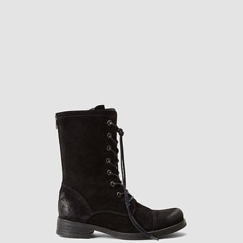 Womens Military Trial Boot (Black) | ALLSAINTS.com