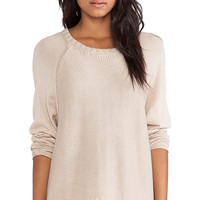 Soft Joie Weisend Sweater in Beige