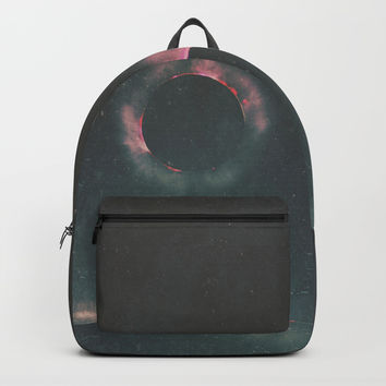 The Dark Sun Backpacks by DuckyB