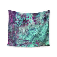 "Sylvia Cook ""Think Outside the Box"" Wall Tapestry"