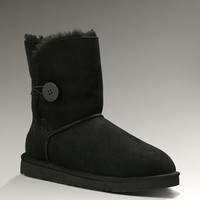 UGG Bailey Button 5803 Black