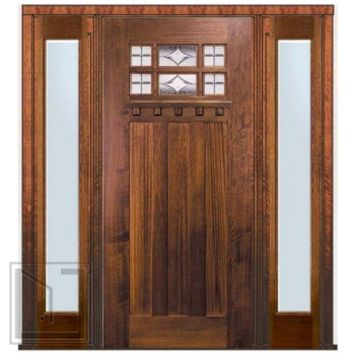 Best Mahogany Doors With Sidelights Products On Wanelo